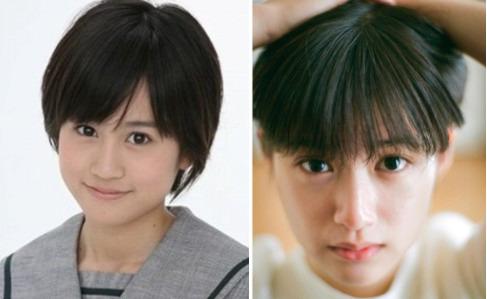 左が前田敦子・右が小西桜子