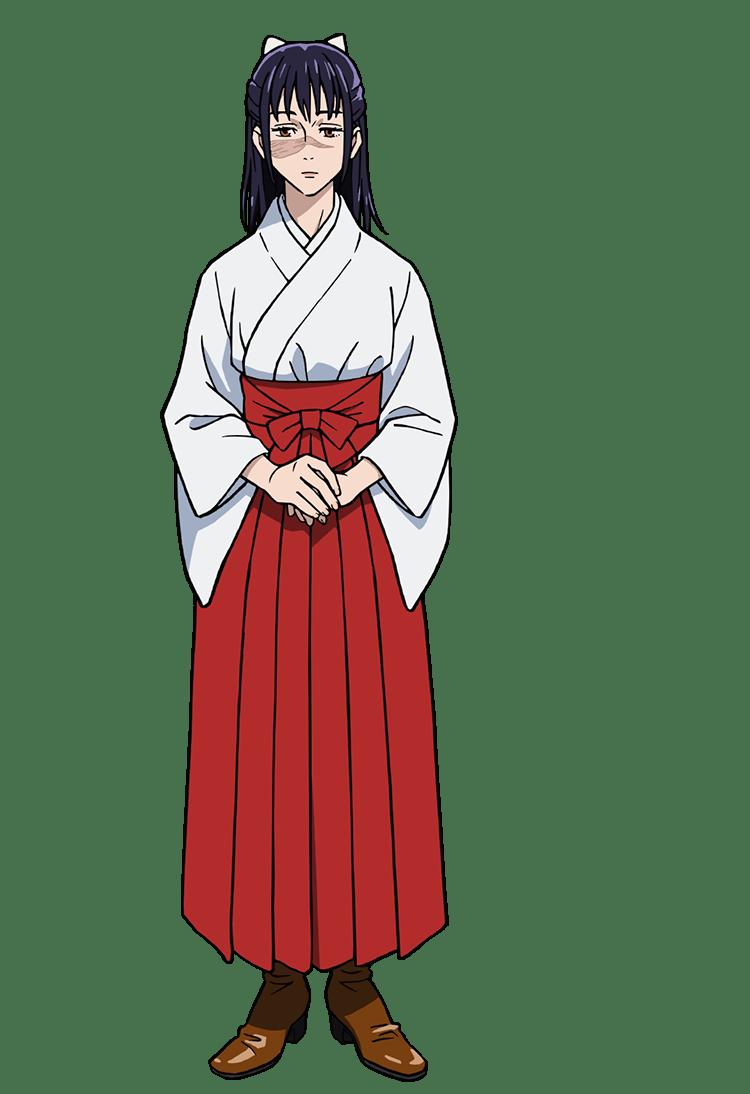 庵歌姫の全身画像