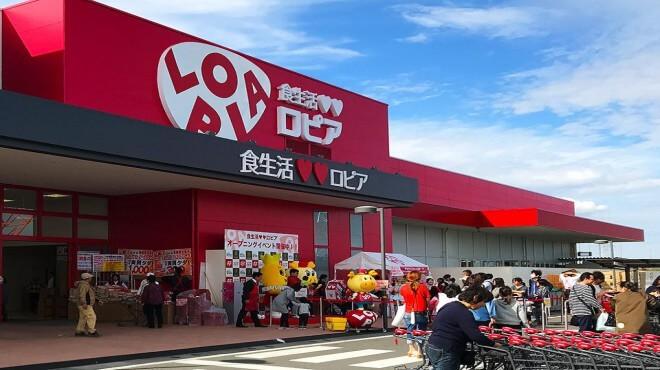 スーパーマーケット・ロピア